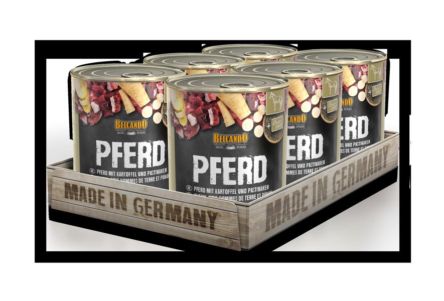 BELCANDO® Horse with potatoes & parsnips