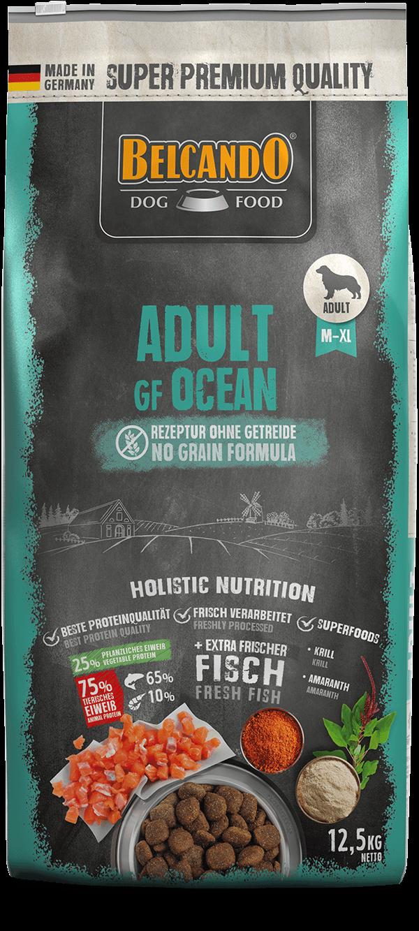 Belcando-Adult-GF-Ocean-12kg-front