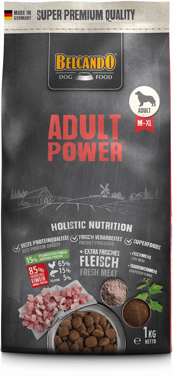 Belcando-Adult-Power-1kg-front