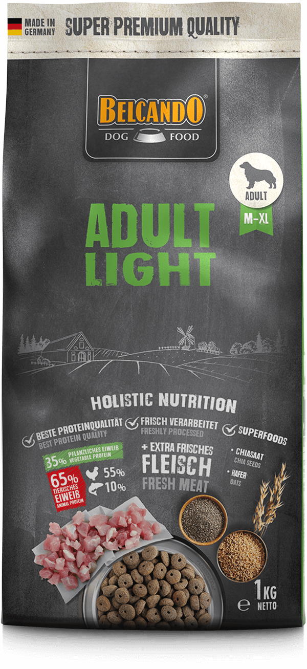 Belcando-Adult-Light-1kg-front
