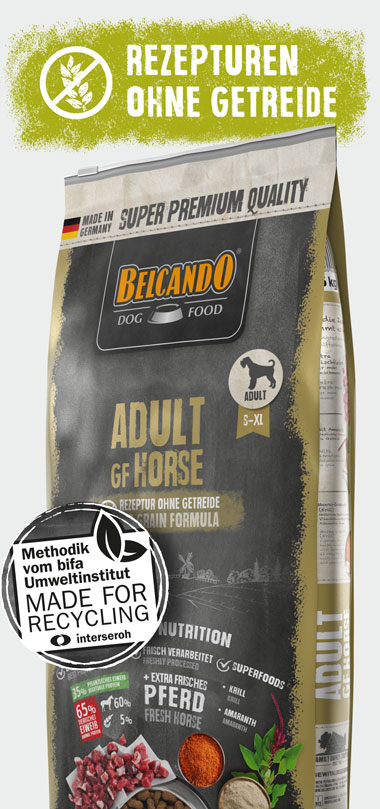 Belcando Adult GF Horse